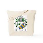 Guerra Family Crest Tote Bag