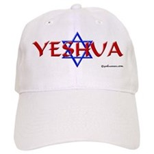 Yeshua W/Star Of David Baseball Cap