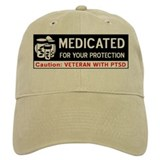 Medicated for Your Protection Cap