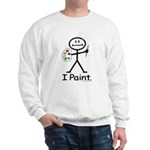 BusyBodies Artist (Painter) Sweatshirt