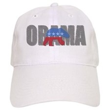 Obama Biden '08 Polar Bear De Baseball Cap