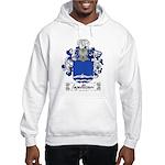 Impellizzeri Family Crest Hooded Sweatshirt