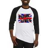 Punk Lives Baseball Jersey