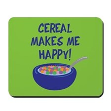 Cereal Mousepad