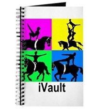 iVault Equestrian Vaulting Journal