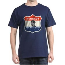 John F. Kennedy Shield 53 T-Shirt