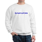 Clay Counsil Sweatshirt