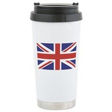 UNION JACK UK BRITISH FLAG Ceramic Travel Mug