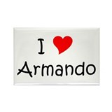 Cool Armando Rectangle Magnet (100 pack)