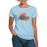 Heart Turtle Women's Light T-Shirt