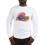 Heart Turtle Long Sleeve T-Shirt