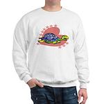Heart Turtle Sweatshirt