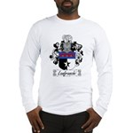 Lanfranchi Family Crest Long Sleeve T-Shirt