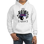 Lanfranchi Family Crest Hooded Sweatshirt