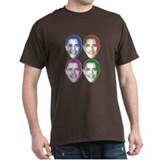 Smiling Faces OBAMA T-Shirt