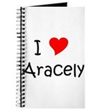 Funny Aracely Journal