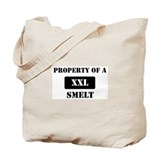 Property of a Smelt Tote Bag