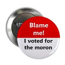 "Blame Me 2.25"" Button (10 pack)"