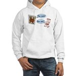 YOU ROCK! YOU RULE! Hooded Sweatshirt