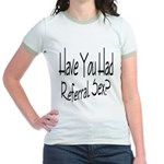 Referral Sex Jr. Ringer T-Shirt