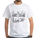 Referral Sex White T-Shirt