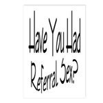 Referral Sex Postcards (Package of 8)