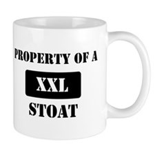 Property of a Stoat Mug