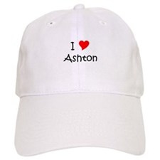 Cute Ashton Baseball Cap