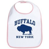 Buffalo New York Bib