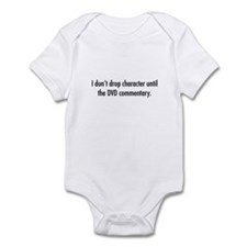 DVD commentary Infant Bodysuit