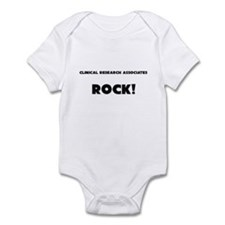 Clinical Research Associates ROCK Infant Bodysuit