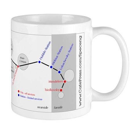Lunar Transport Mugs