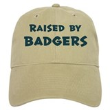 Raised by Badgers Cap