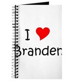 Funny Branden Journal