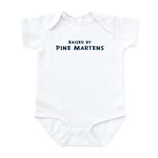 Raised by Pine Martens Infant Bodysuit