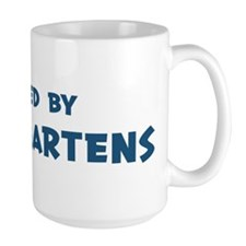 Raised by Pine Martens Mug