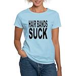 Hair Bands Suck Women's Light T-Shirt