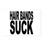 Hair Bands Suck Postcards (Package of 8)