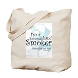 Cool Stop smoking Tote Bag