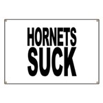 Hornets Suck Banner