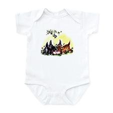 Vintage Little Kittens Infant Bodysuit