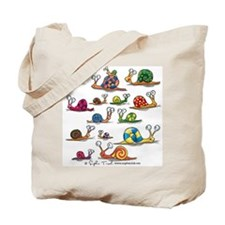 Escargots, Anyone? Tote by Sophie Turrel