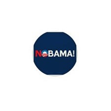 """NOBAMA!"" Mini Button (100 pack)"