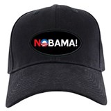 """NOBAMA!"" Baseball Hat"