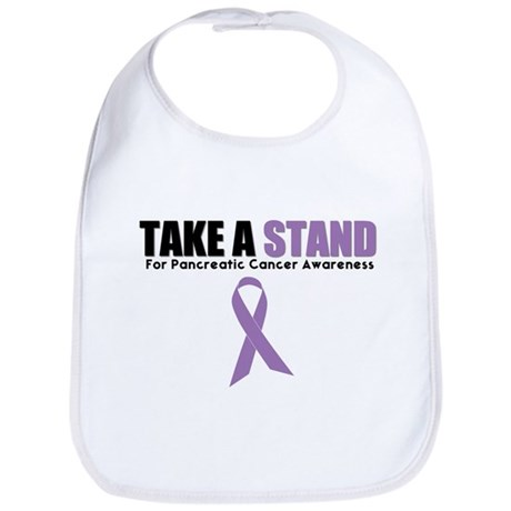 Pancreatic Cancer Stand Bib