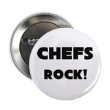 "Chefs ROCK 2.25"" Button (10 pack)"
