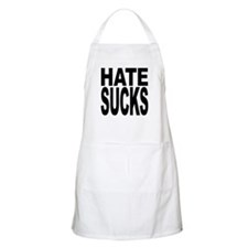 Hate Sucks BBQ Apron