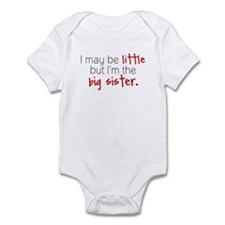 Little Big Sister Infant Bodysuit