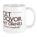 I Speak Latin Coffee Mug