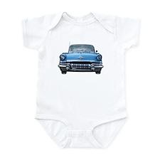 1957 Chieftain Car Infant Bodysuit